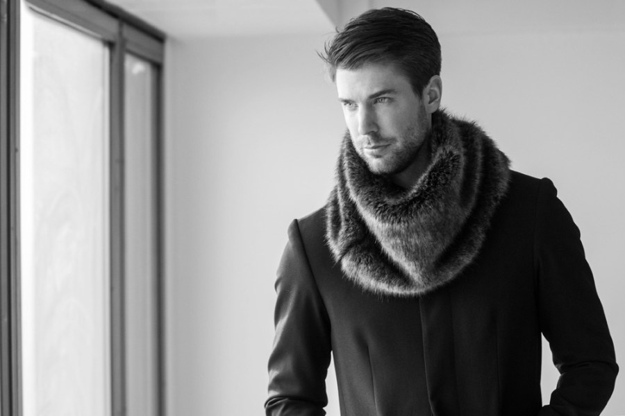 There's no words to describe the beauty of model Erik White, but you've got to see this, shot at the 73rd Floor of the John Hancock Tower in Chicago by talented photographer Joem C. Bayawa and grooming, MakeUp and Fashion Styling by Patrick Viray.