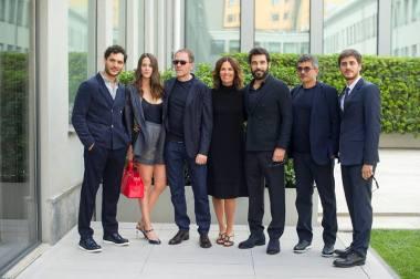 GIORGIO ARMANI MENSWEAR SPRING SUMMER 2017 MILAN Basckstage (3)