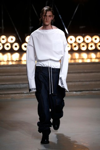 JUUN J. MENSWEAR SPRING SUMMER 2017 PARIS (22)