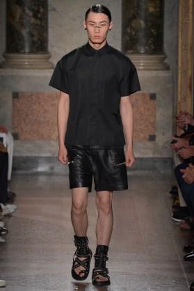 Les Hommes Men's Spring 2017