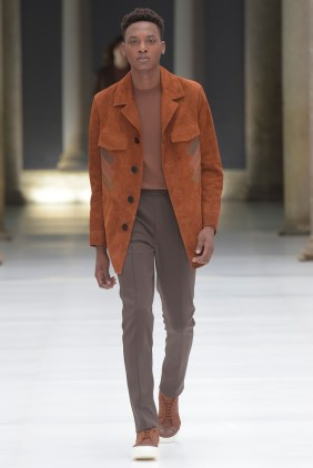 Neil Barrett Men's Spring 2017