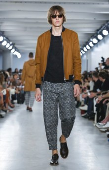 OLIVER SPENCER MENSWEAR SPRING SUMMER 2017 LONDON (27)