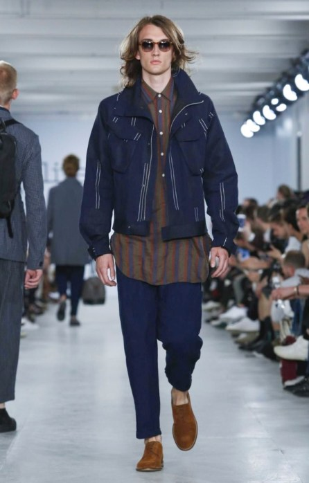 OLIVER SPENCER MENSWEAR SPRING SUMMER 2017 LONDON (4)