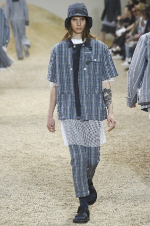 SACAI MENSWEAR SPRING SUMMER 2017 PARIS (37)