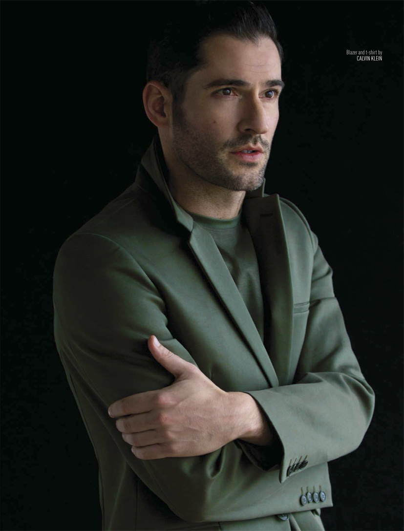 Actor Tom Ellis by Karl Simone for August Man Malaysia ...
