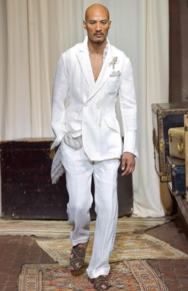 JOSEPH ABBOUD MENSWEAR SPRING SUMMER 2017 NEW YORK (1)