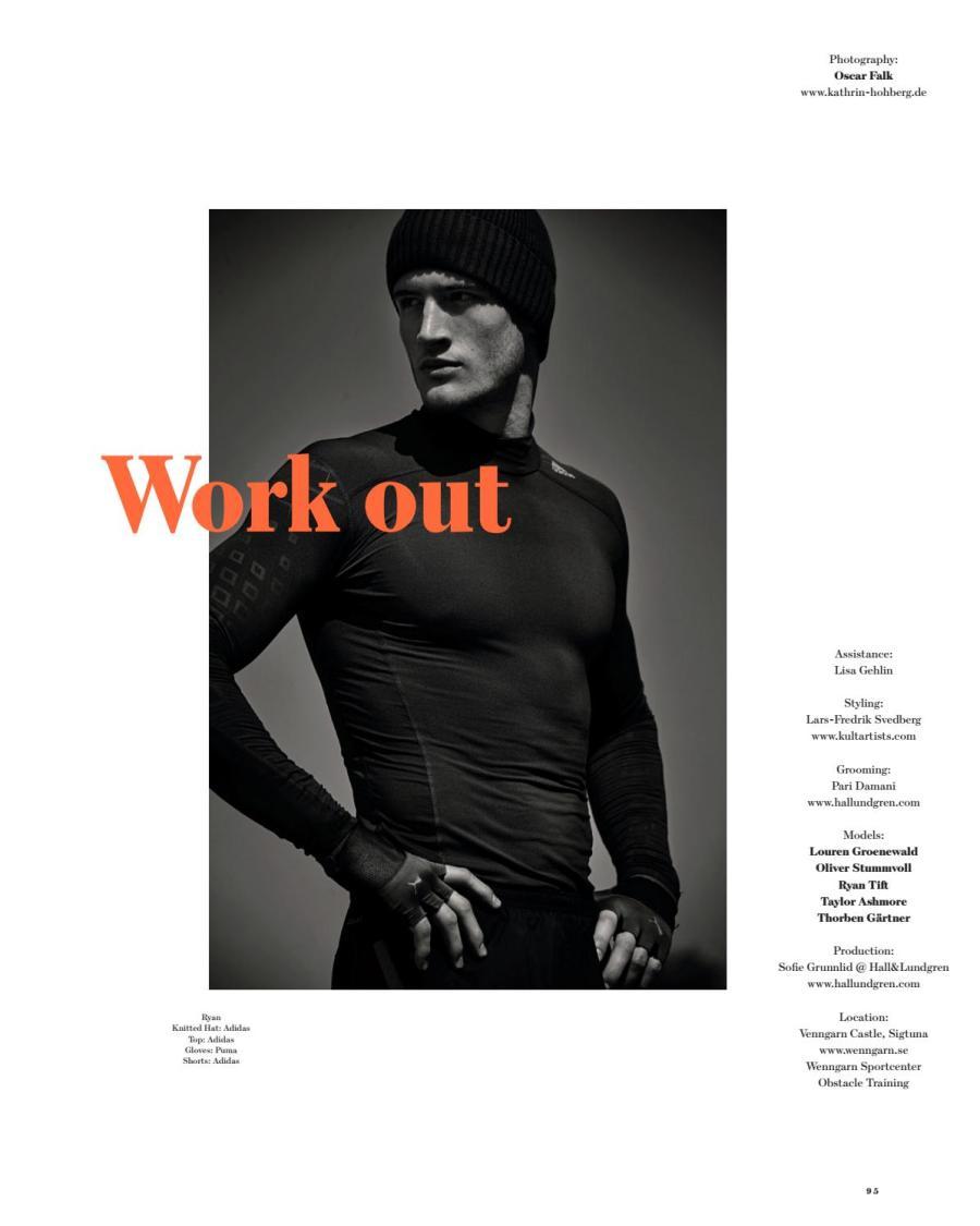 Kult Mag 13 | Workout