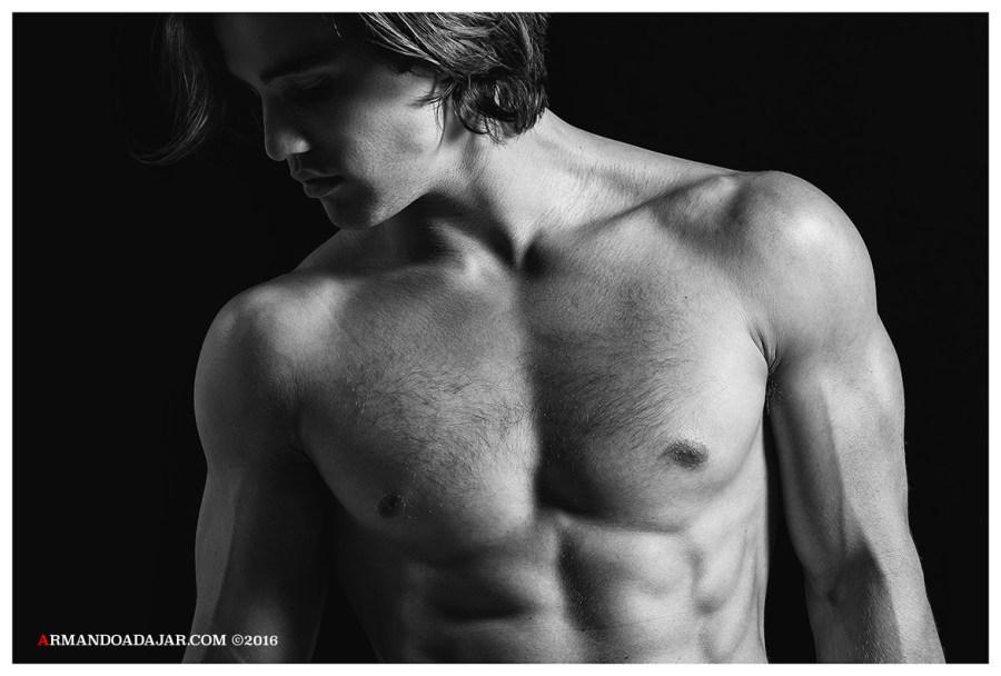 Loot at this super sexy new face Sean Alexander by Armando Adajar