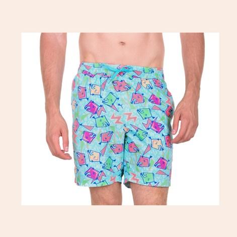 short swim trunks from TipsyElves02com