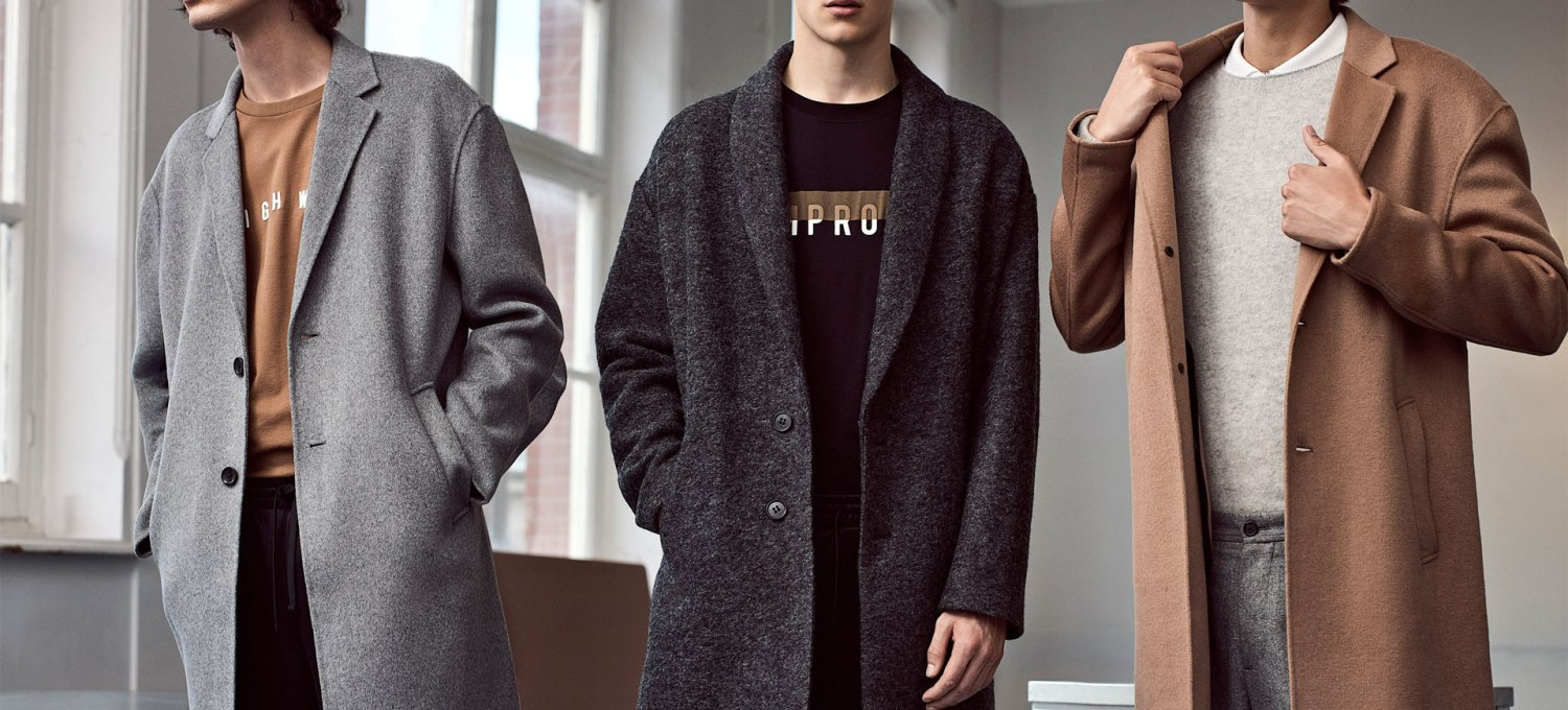 ZARA Man The Fall Report: Man, Season's Main Trends, everyday, eclectic, checks.