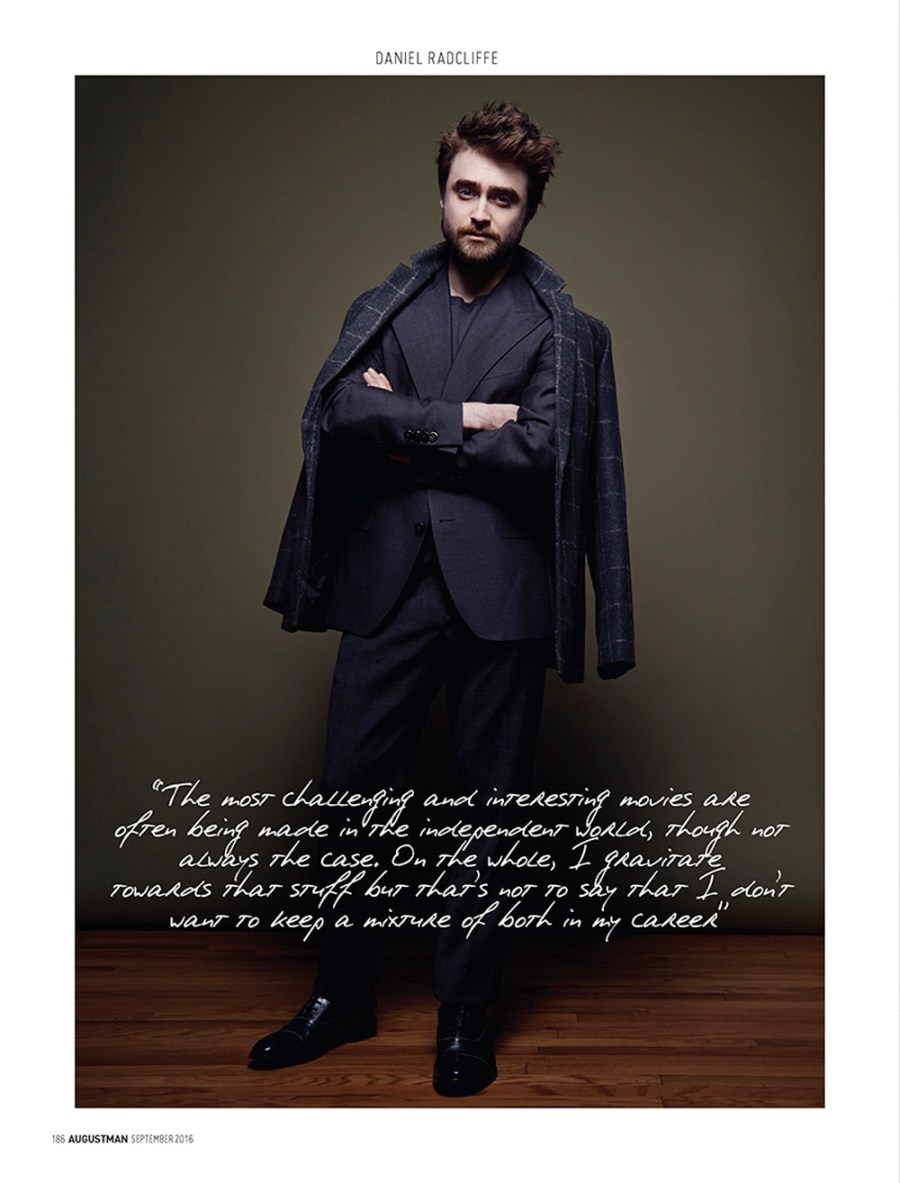 Daniel Radcliffe by Karl Simone for August Man Malaysia (13)