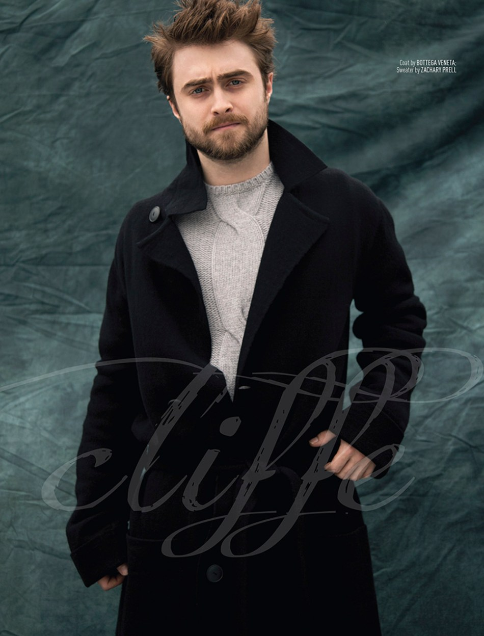 Who wouldn't have thought, Actor +Daniel Radcliffe stars in the new September Issue 2016 August Man Malaysia photographed by Karl Simone and styling by Jenesee Utley, no Daniel coming into his own to embarks on a different path.