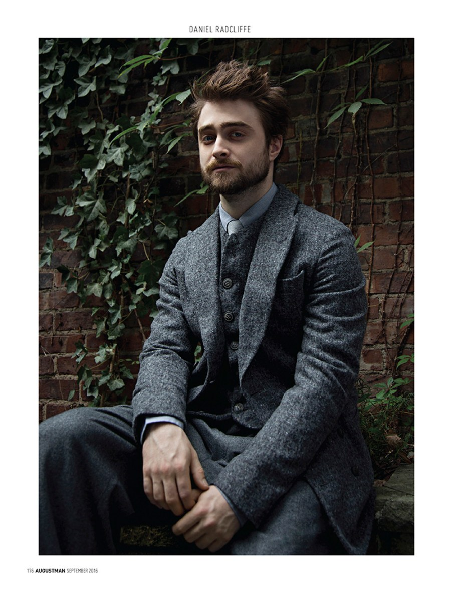 Daniel Radcliffe by Karl Simone for August Man Malaysia (2)