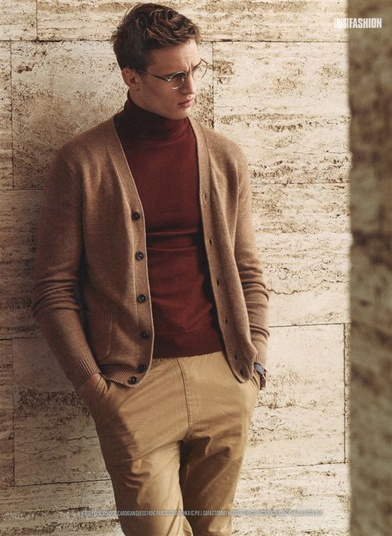 Julian Schneyder fronts the new Men's Health Spain October 2016 Style Guide F/W 2016 photography by Edu García and stylist by Debora Traite. Grooming by Sarai Pujol.