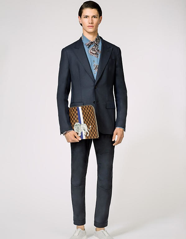 Louis Vuitton Lookbook Pre collection SS 17