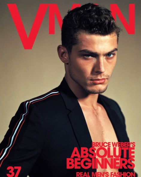 Jules Horn for VMAN #37