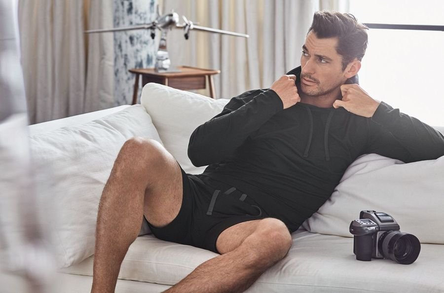 David Gandy for Marks and Spencer5