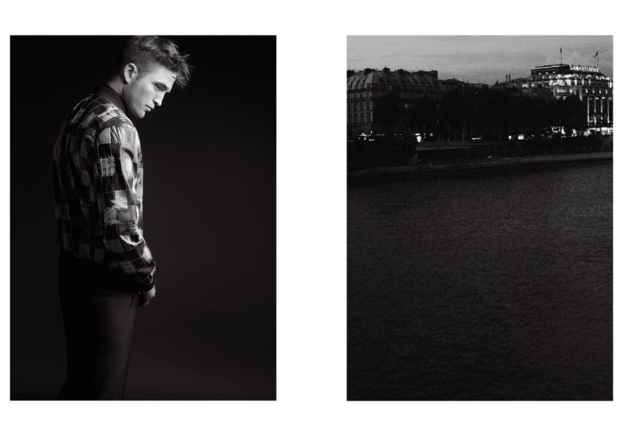 Dior Homme Black Carpet Fall 2017: Robert Pattinson by Karl Lagerfeld4