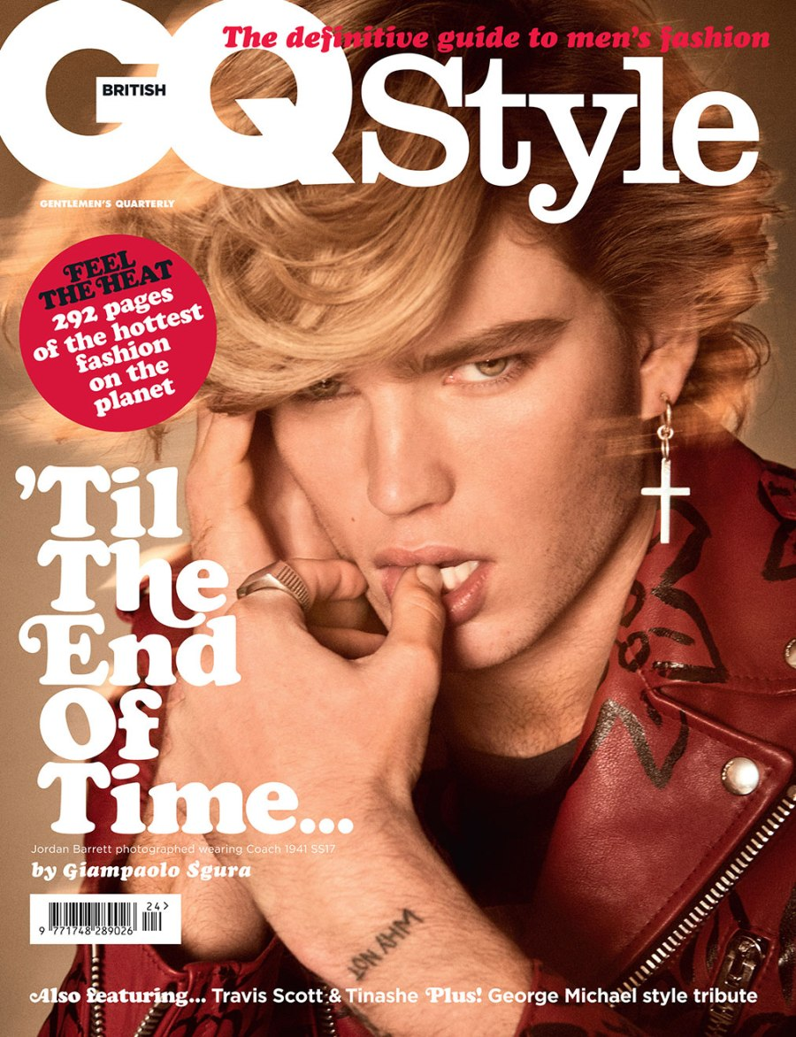 Jordan Barrett for GQ Style1