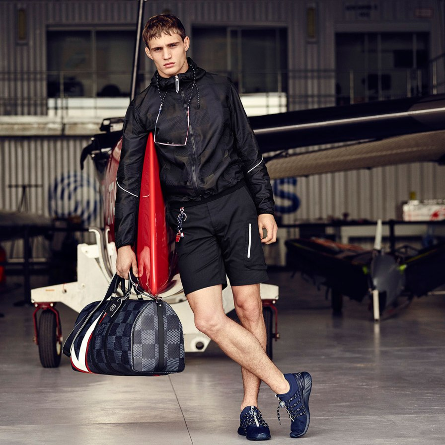 Louis Vuitton America's Cup Collection by Bruno Staub1