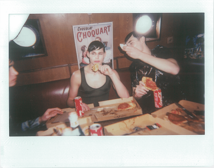 We love Pizza. Special Givenchy 3