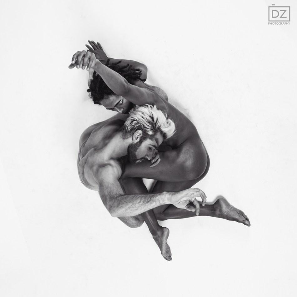 Bodies in motion Abel and Juan from the Šokio Teatras Aura10