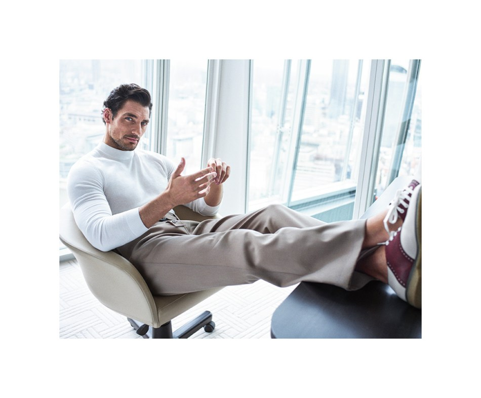David Gandy for Codigo Unico Magazine1