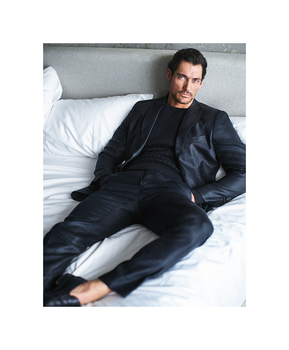 David Gandy for Codigo Unico Magazine2