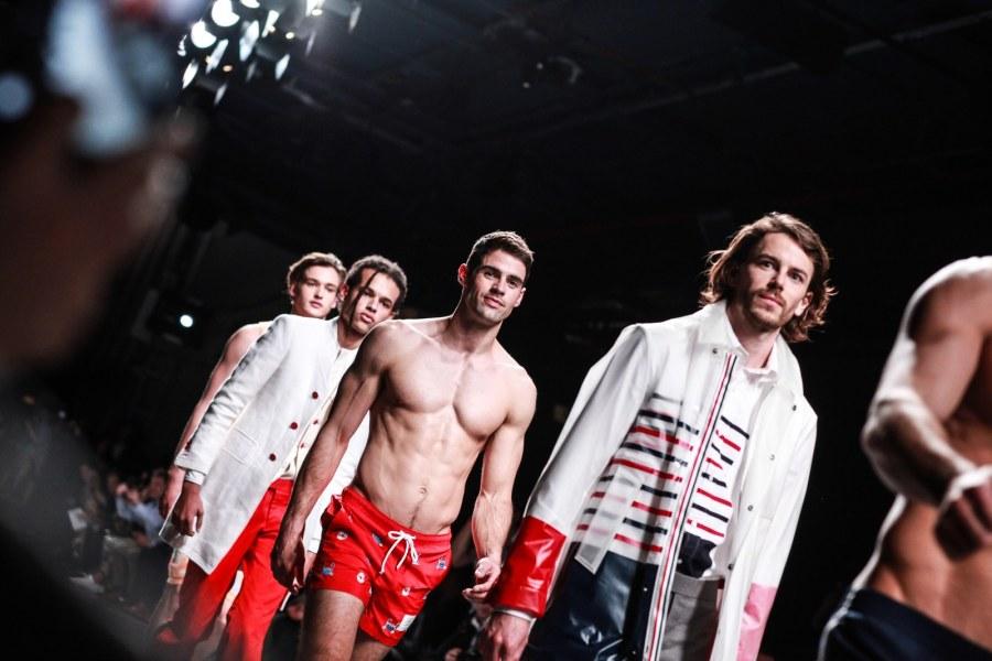 Jeffrey Fashion Cares 201714