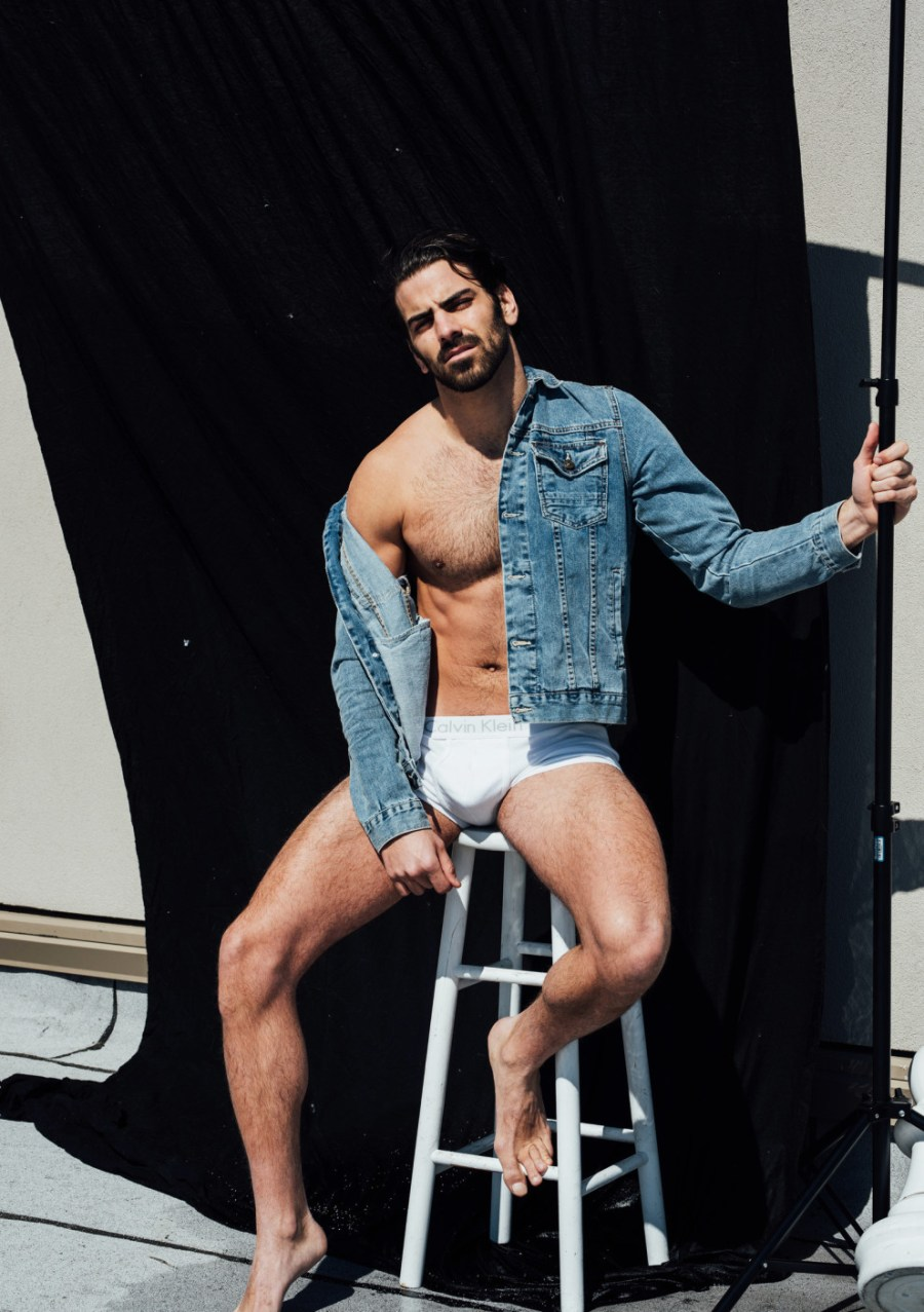 Nyle DiMarco by Taylor Miller for Buzzfeed2