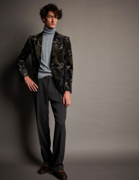 TOM FORD MENSWEAR FALL WINTER 201716