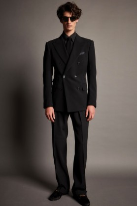 TOM FORD MENSWEAR FALL WINTER 20179
