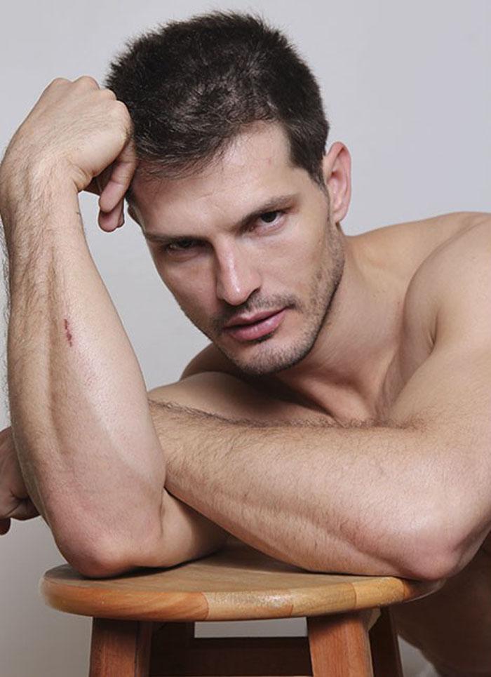 Diego Miguel @ Way Model4