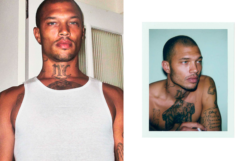 Jeremy Meeks by Steven Klein Man About Town SS173