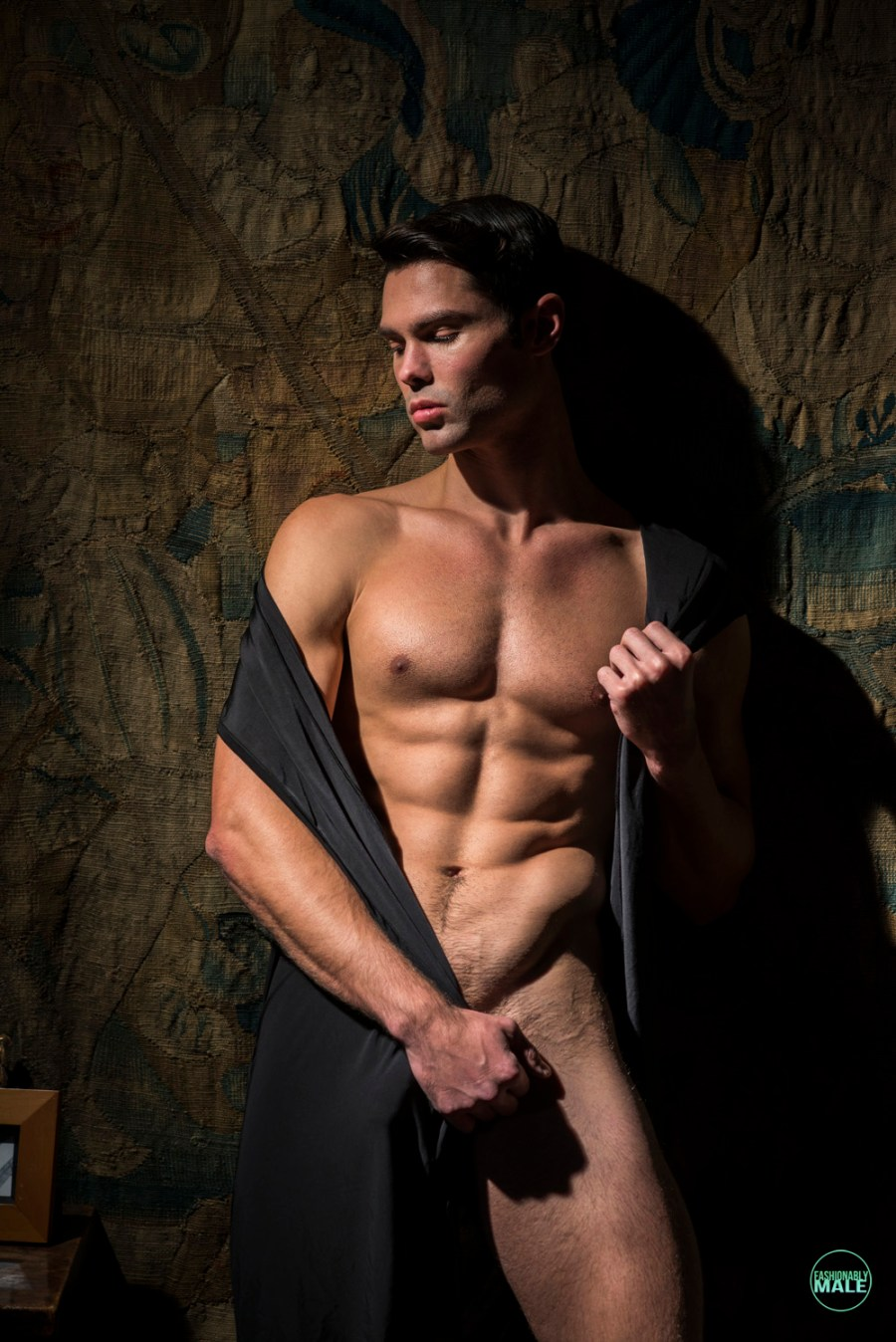 Justin Hughes by Matthew Mitchell for Fashionably Male7