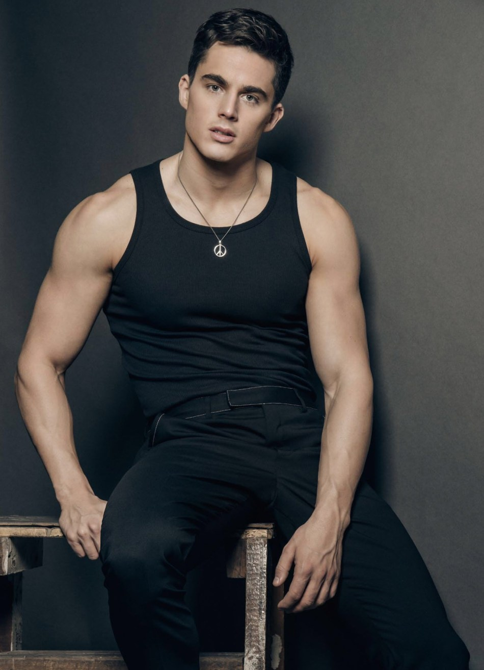 Pietro Boselli by Jerick Sanchez Mega Man May 20174