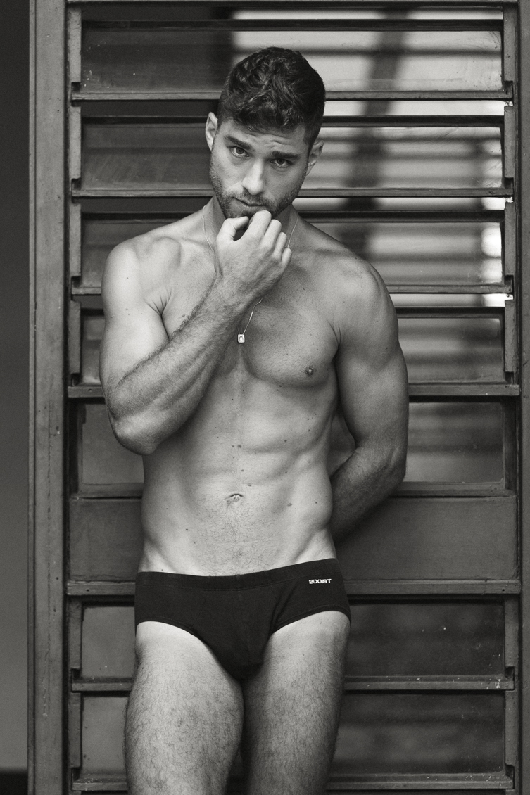 Andre Ziehe by Jeff Segenreich for Victor Magazine2
