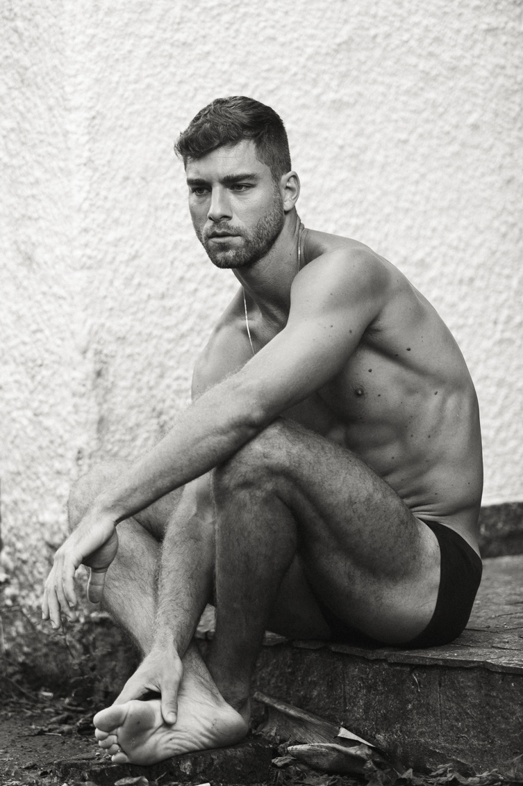 Andre Ziehe by Jeff Segenreich for Victor Magazine6