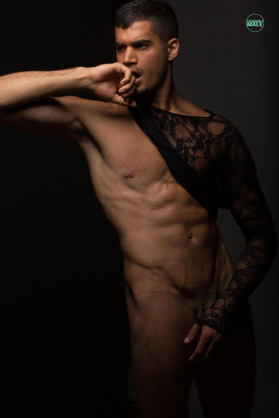 Ariel by G. Kavalero for Fashionably Male10