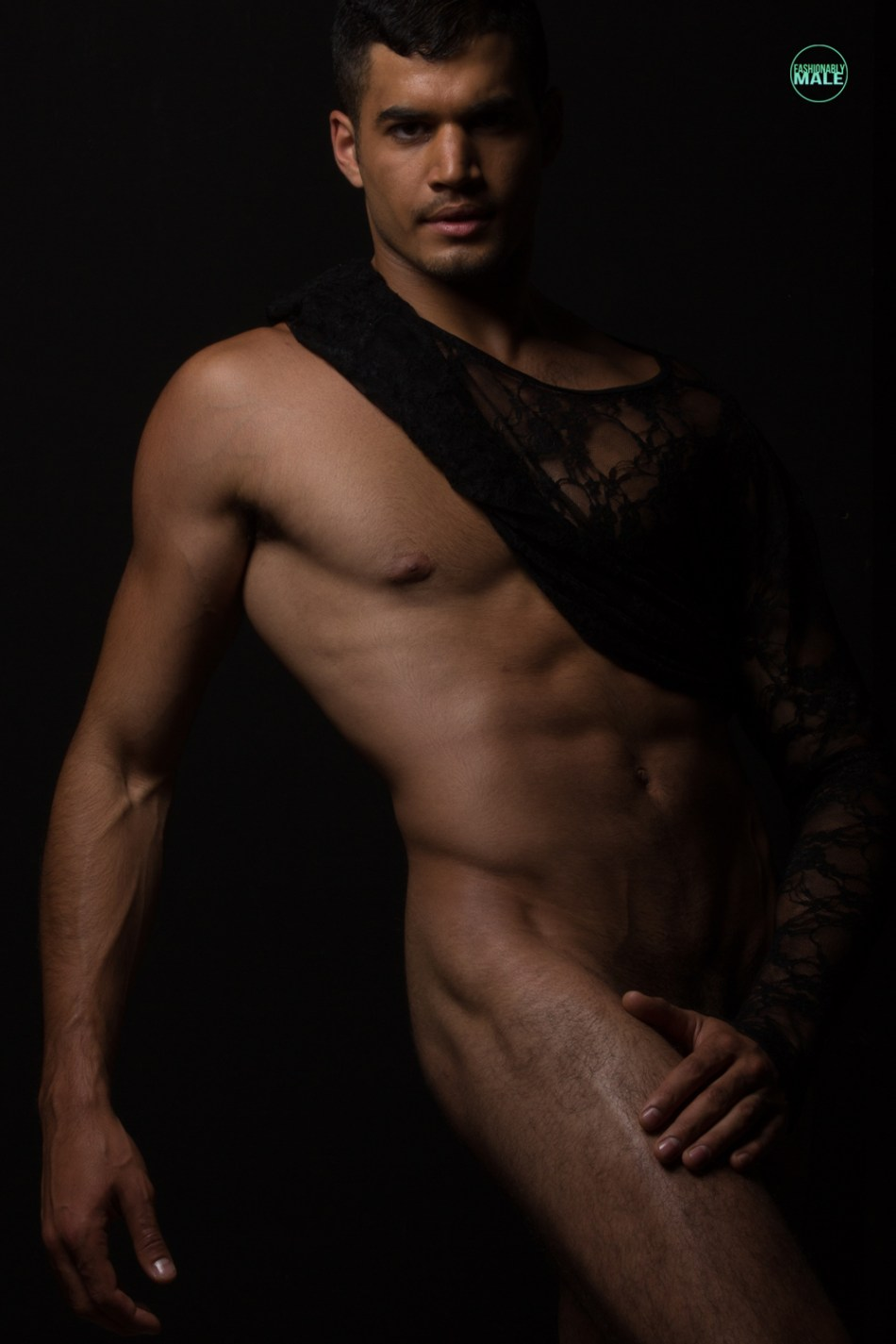 Ariel by G. Kavalero for Fashionably Male18