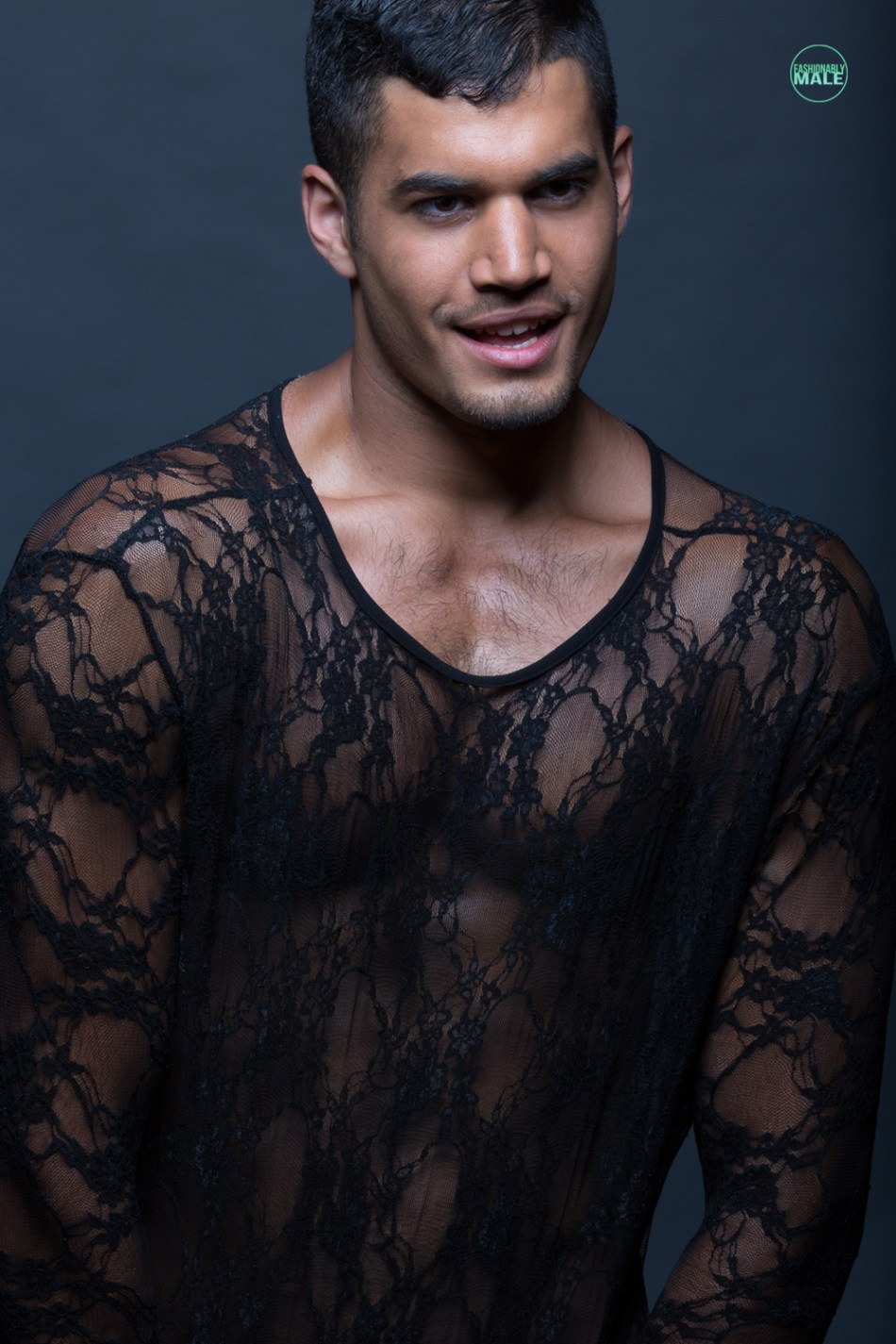 Ariel by G. Kavalero for Fashionably Male5