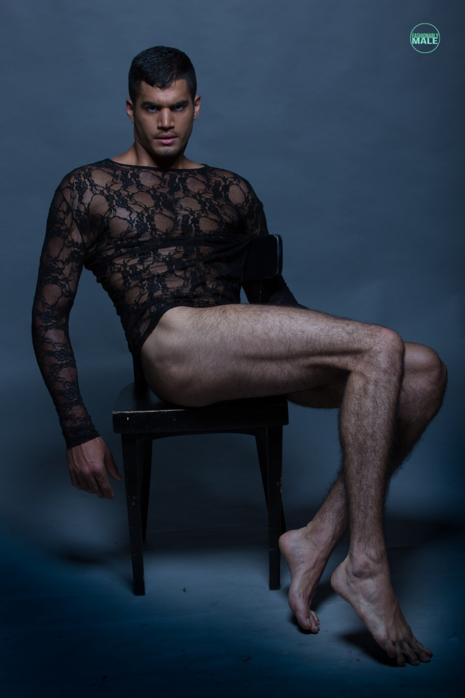 Ariel by G. Kavalero for Fashionably Male6