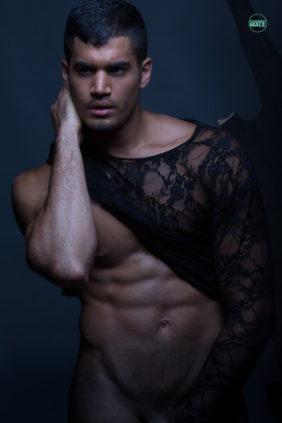 Ariel by G. Kavalero for Fashionably Male8