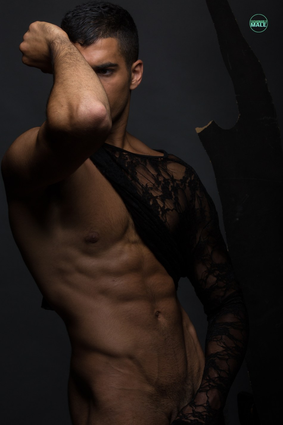 Ariel by G. Kavalero for Fashionably Male9