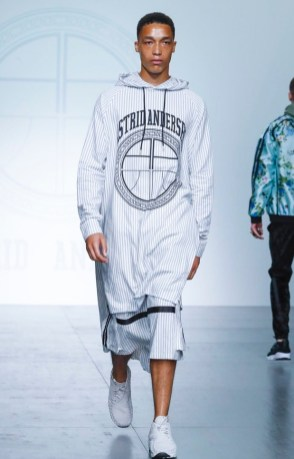 ASTRID ANDERSEN MENSWEAR SPRING SUMMER 2018 LONDON19
