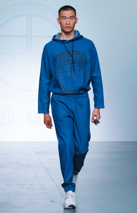 ASTRID ANDERSEN MENSWEAR SPRING SUMMER 2018 LONDON25