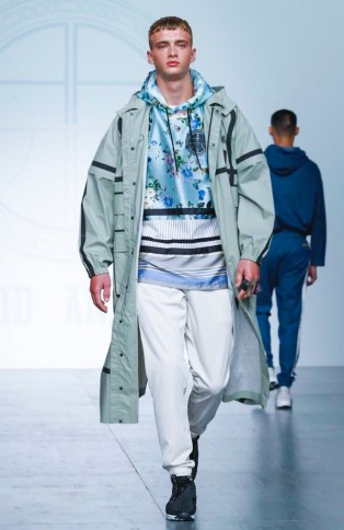 ASTRID ANDERSEN MENSWEAR SPRING SUMMER 2018 LONDON5