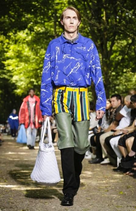 BALENCIAGA MENSWEAR SPRING SUMMER 2018 PARIS51