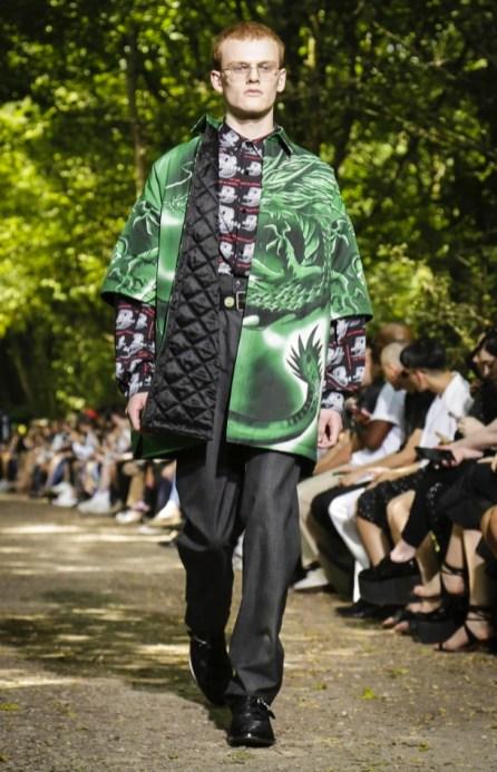 BALENCIAGA MENSWEAR SPRING SUMMER 2018 PARIS57