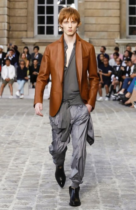 BERLUTI MENSWEAR SPRING SUMMER 2018 PARIS25